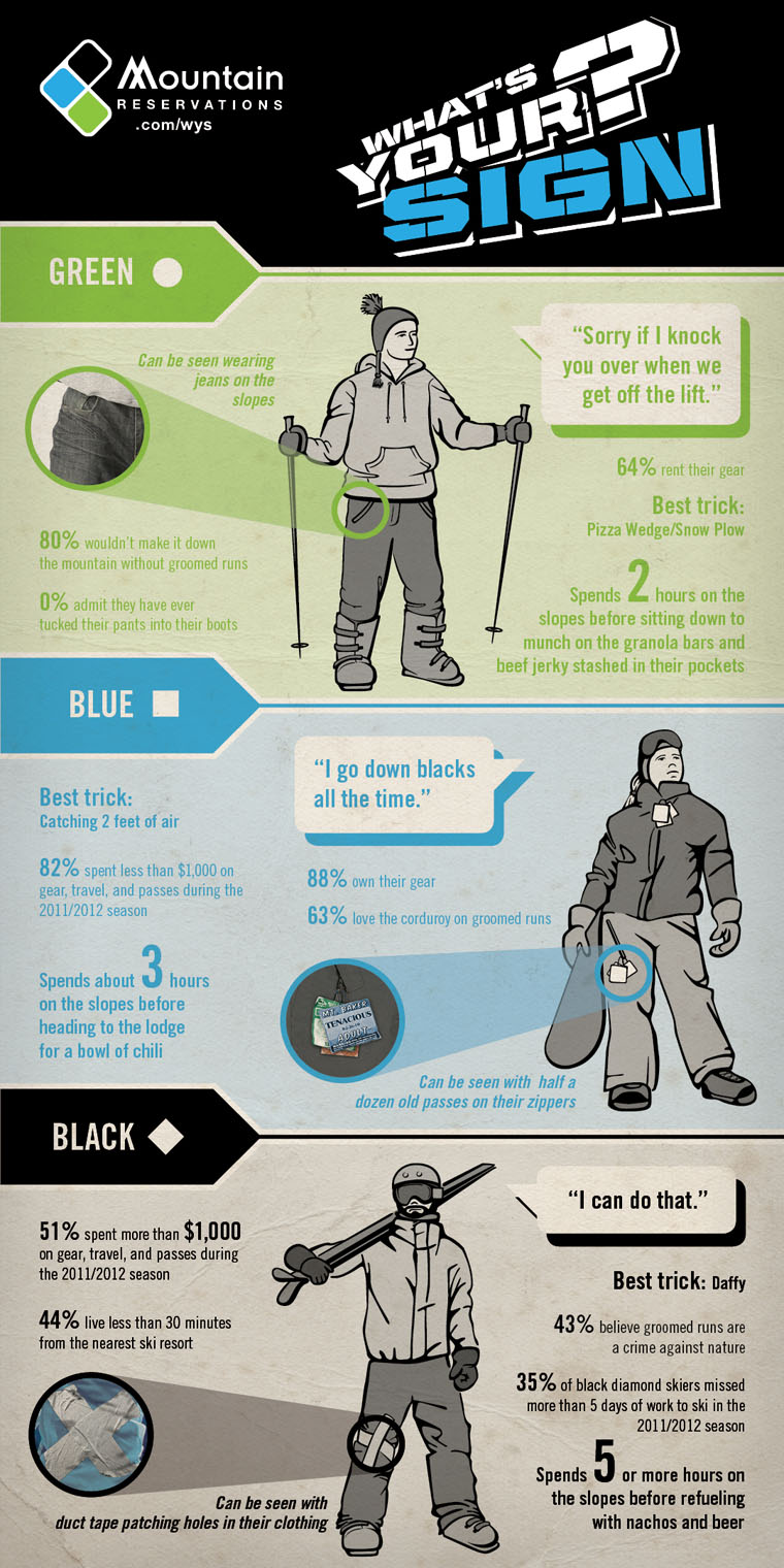 What Level Skier Are You?