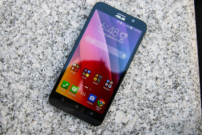 Asus Zenfone 2 - The Rise of New-Age Phone