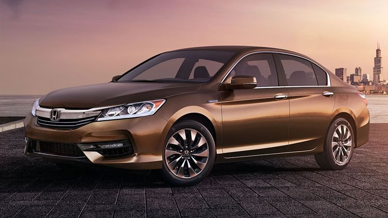 Honda Accord World's No.1 Midsize Car